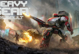 Heavy Gear Assault - Anteprima