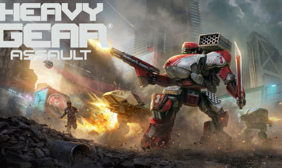 Heavy Gear Assault - Anteprima