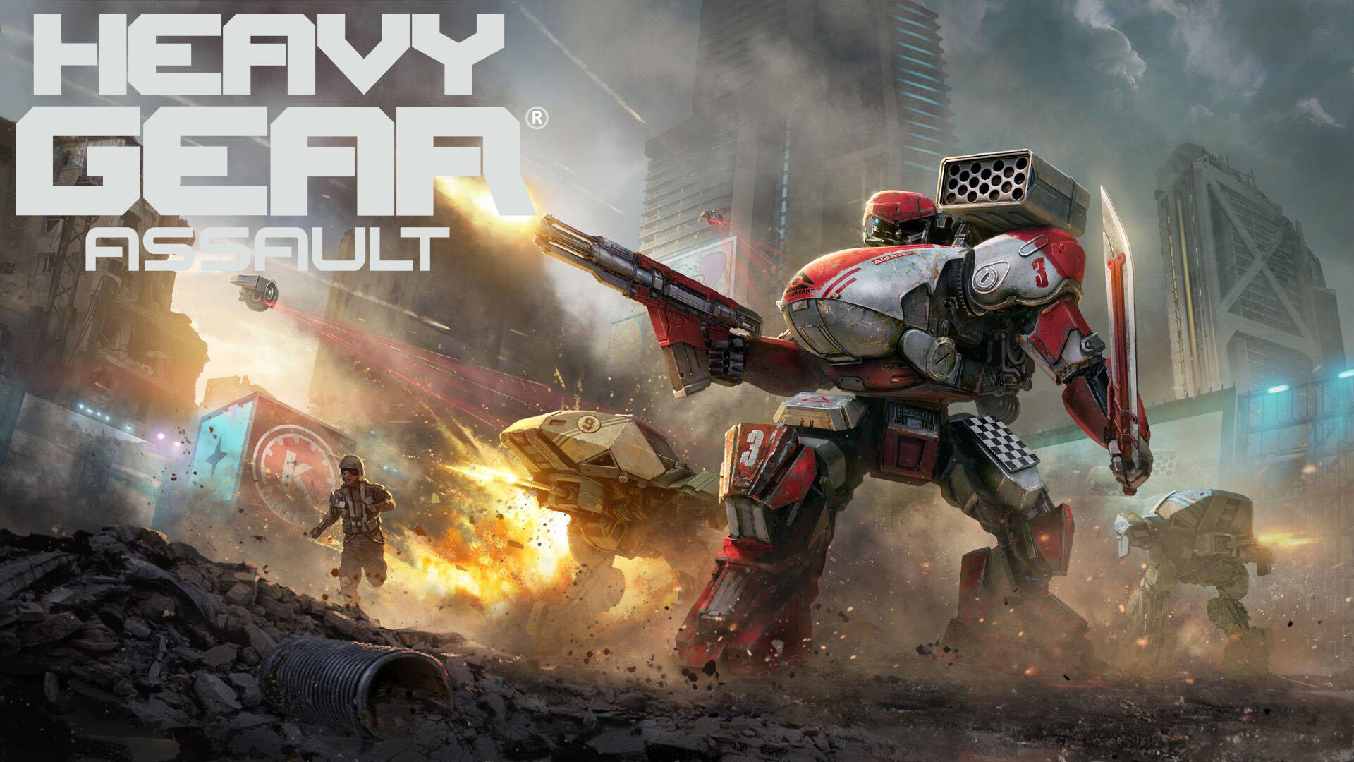 Heavy Gear Assault – Anteprima
