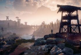 Horizon: Zero Dawn, leakata un'immagine dell'intera mappa di gioco