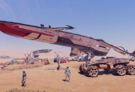Mass Effect Andromeda, video di presentazione di Tempest e Nomad