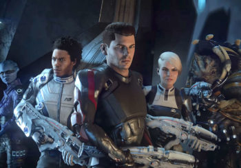 Mass Effect Andromeda entra in fase Gold