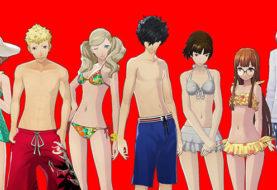 Persona 5, annunciato il DLC per i costumi da bagno