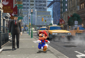 Super Mario Odyssey avrà un multiplayer co-op