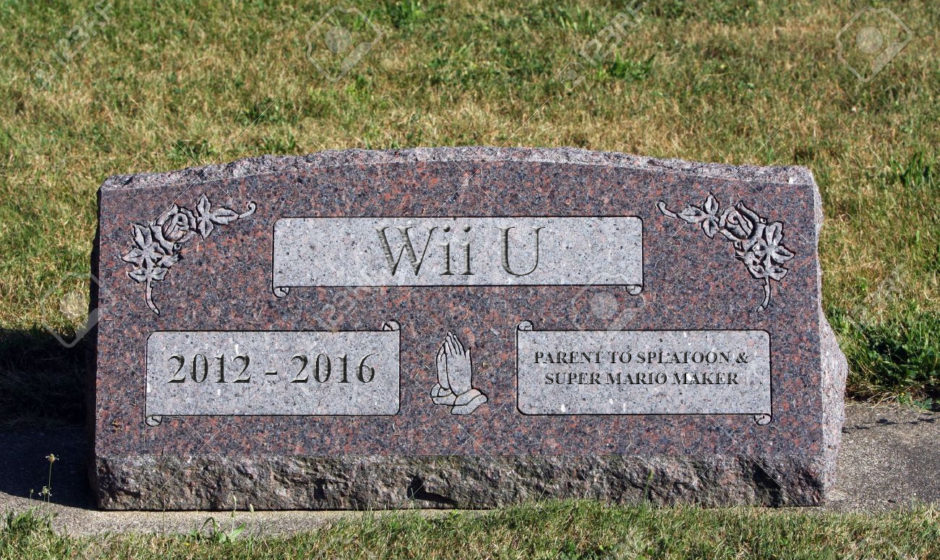 RIP Wii U: Nintendo annuncia la fine della produzione in Giappone