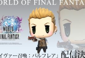 Balthier di FFXII arriverà in World of Final Fantasy