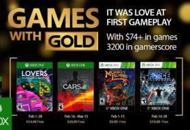 Annunciati i Games with Gold di Febbraio
