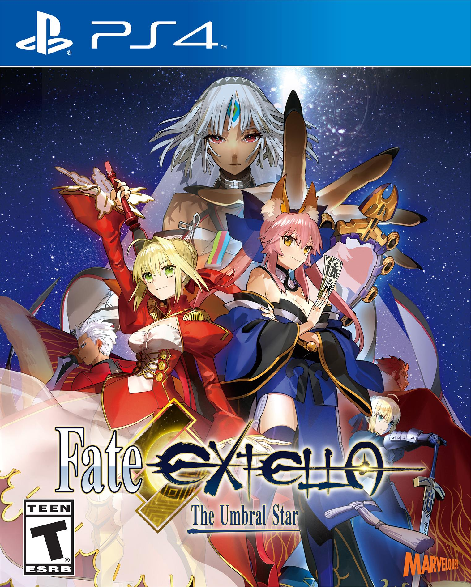 Cover Fate Extella