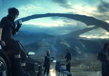 Final Fantasy XV - Annuncio previsto al GamesCom 2017