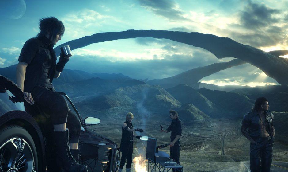 Final Fantasy XV: A King's Tale è da oggi disponibile