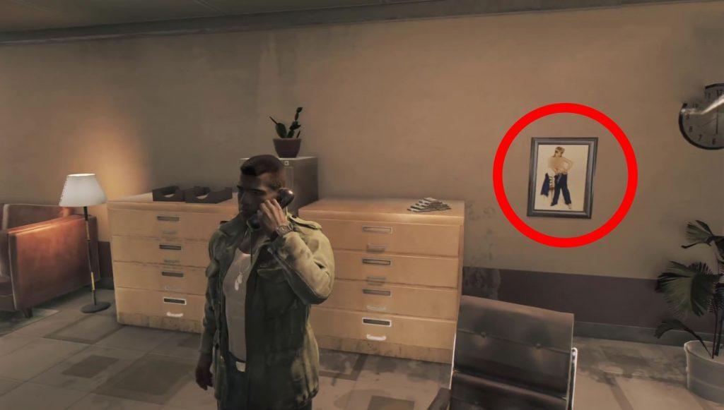 Mafia 3 dipinto Vargas