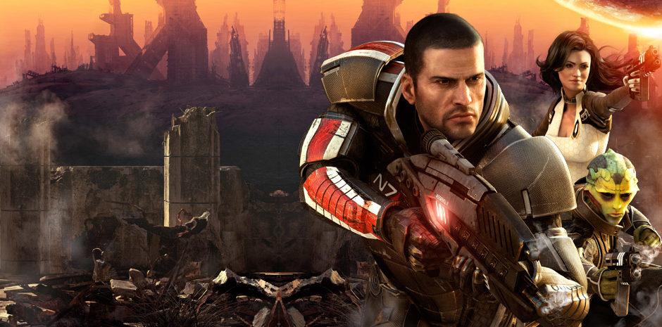 Mass Effect: Henry Cavill scherza sul film?
