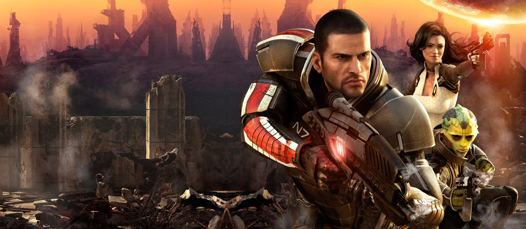 Mass Effect Legendary Edition marzo