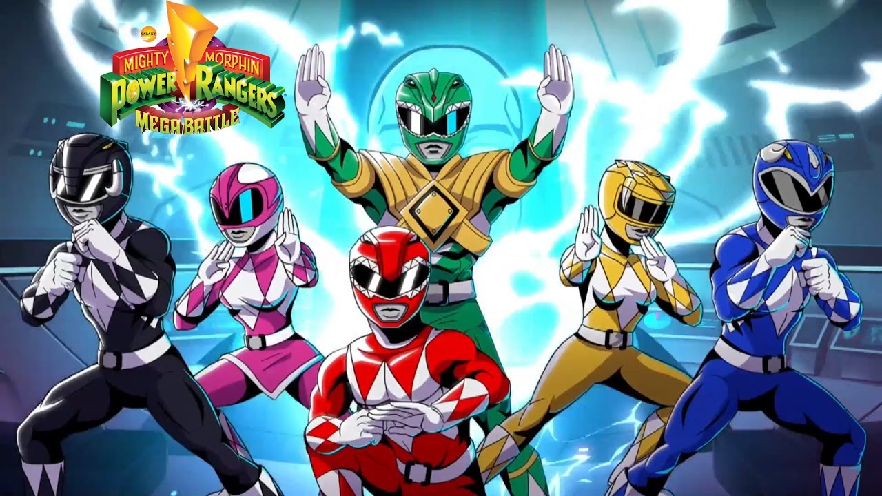 Mighty Morphin Power Rangers: Mega Battle – Recensione