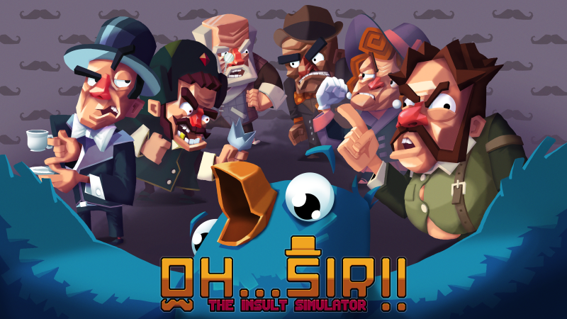 Oh... Sir! The Insult Simulator - Recensione