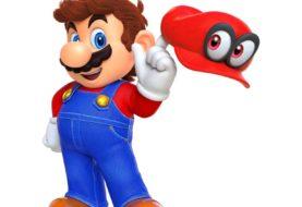 Annunciato Super Mario Odyssey per Nintendo Switch