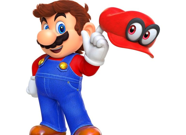 Classifiche Giochi: Super Mario Odyssey domina la scena