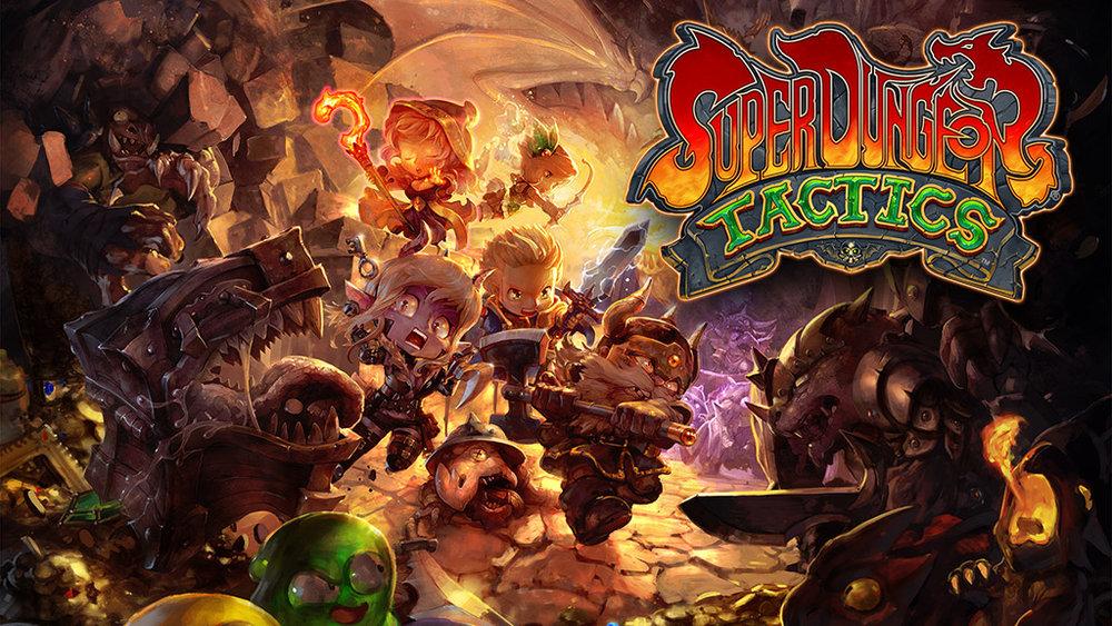 Super Dungeon Tactics – Recensione