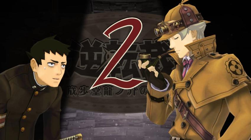 The Great Ace Attorney 2 uscirà per 3DS