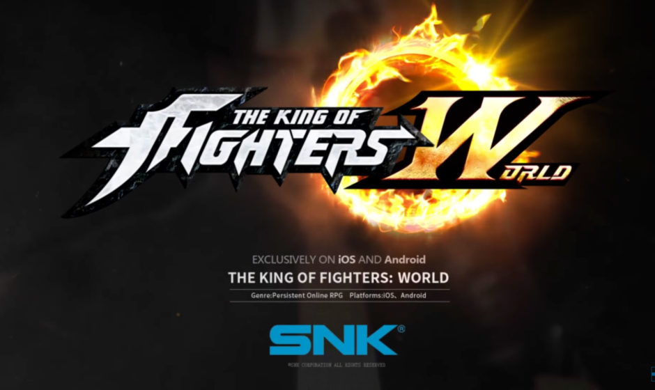 The King of Fighters ritorna tramite un MMORPG