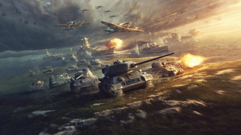 Fisichella World of Tanks
