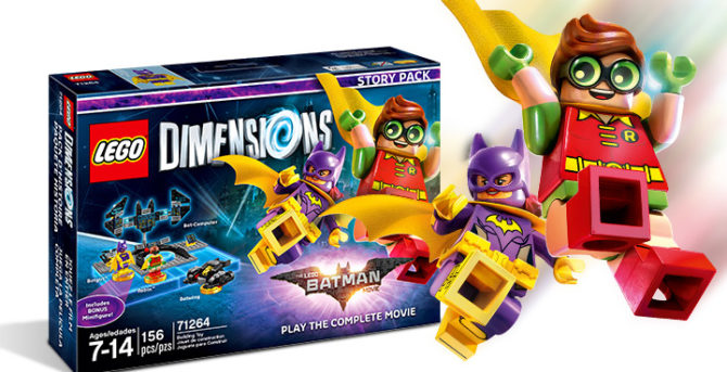 Lego Dimensions: Lego Batman the Movie Story Pack - Recensione