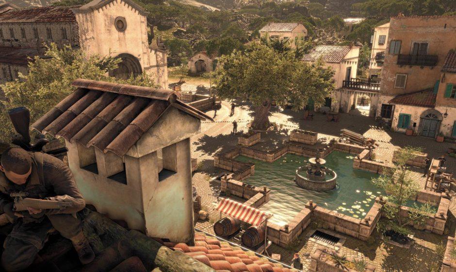 Sniper Elite 5, lo sviluppo è iniziato