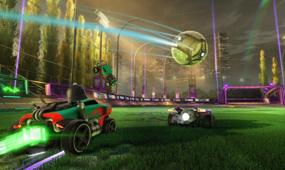Rocket League, Arrivano i giocattoli ufficiali dedicati al gioco
