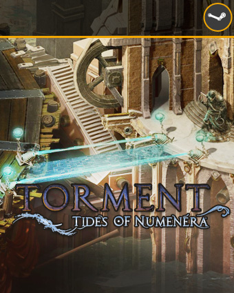 Cover Torment Tides of Numenera