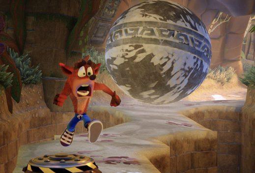 Crash Bandicoot N'Sane Trilogy, nuovo video per il livello polare