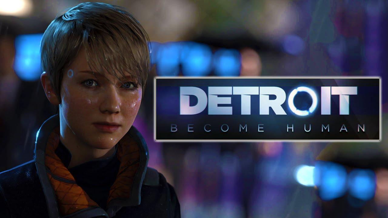 Detroit Become Human uscita