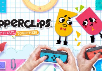 Snipperclips uscirà al day one di Switch