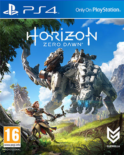 Cover Horizon Zero Dawn