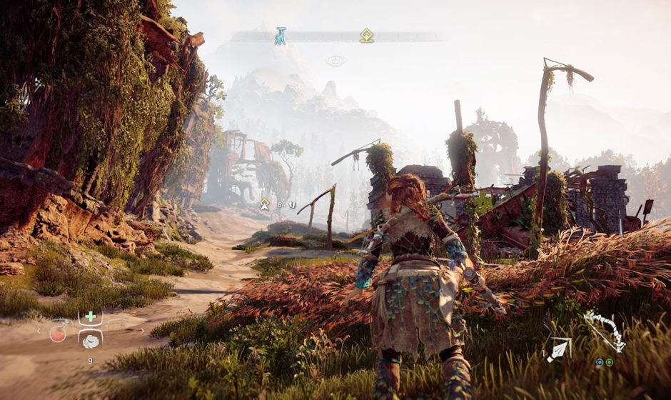 Le missioni secondarie di Horizon Zero Dawn