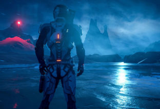 5 minuti di puro gameplay per Mass Effect: Andromeda