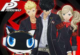 Persona 5, Atlus annuncia i costumi dei primi tre Persona per i protagonisti