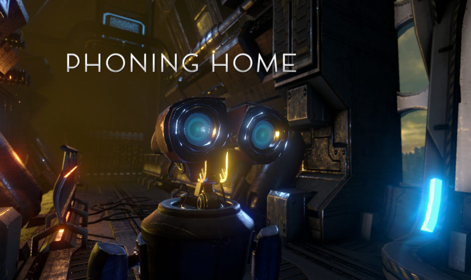 Phoning Home - Recensione