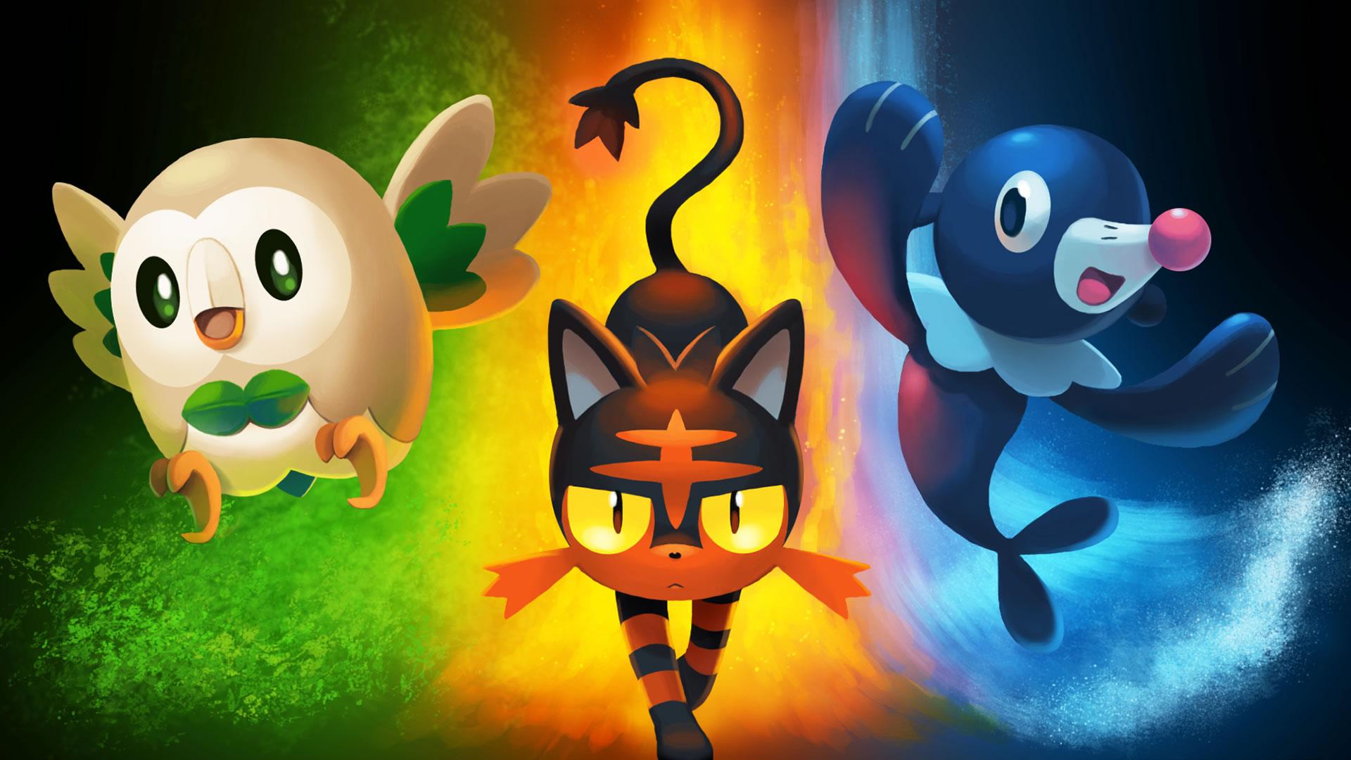 Pokemon Sole e Luna GCC