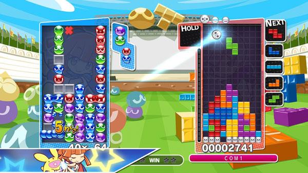 Puyo Puyo Tetris, preordini aperti in Europa