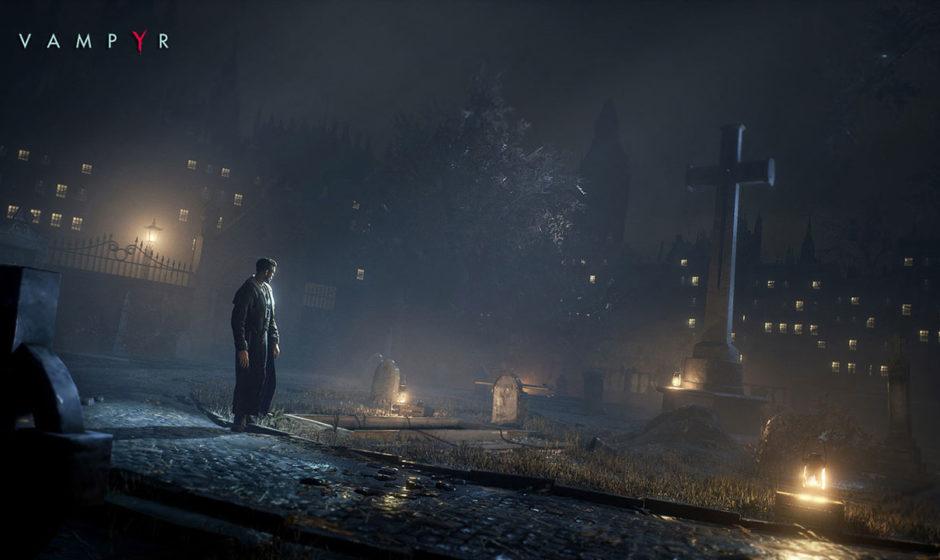 Dontnod rivela nuovi dettagli sui finali di Vampyr