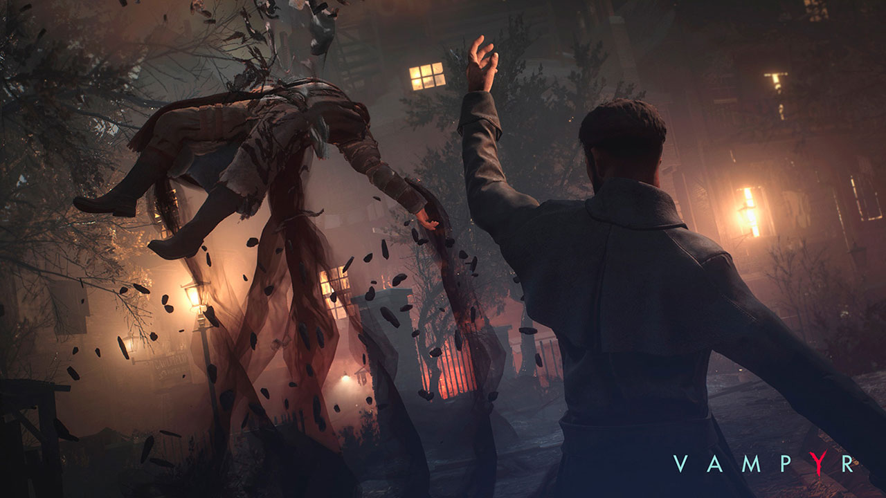 E3 2017: Vampyr si mostra in nuovo video gameplay