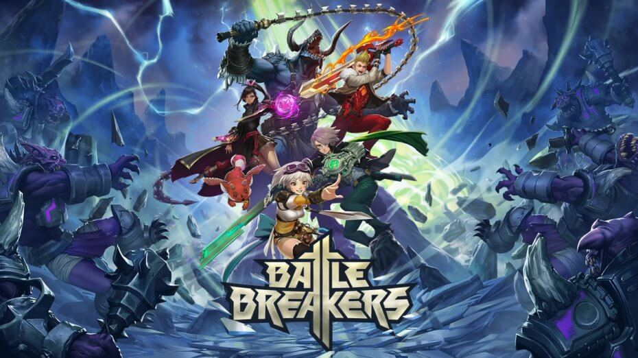 Epic Games annuncia Battle Breakers