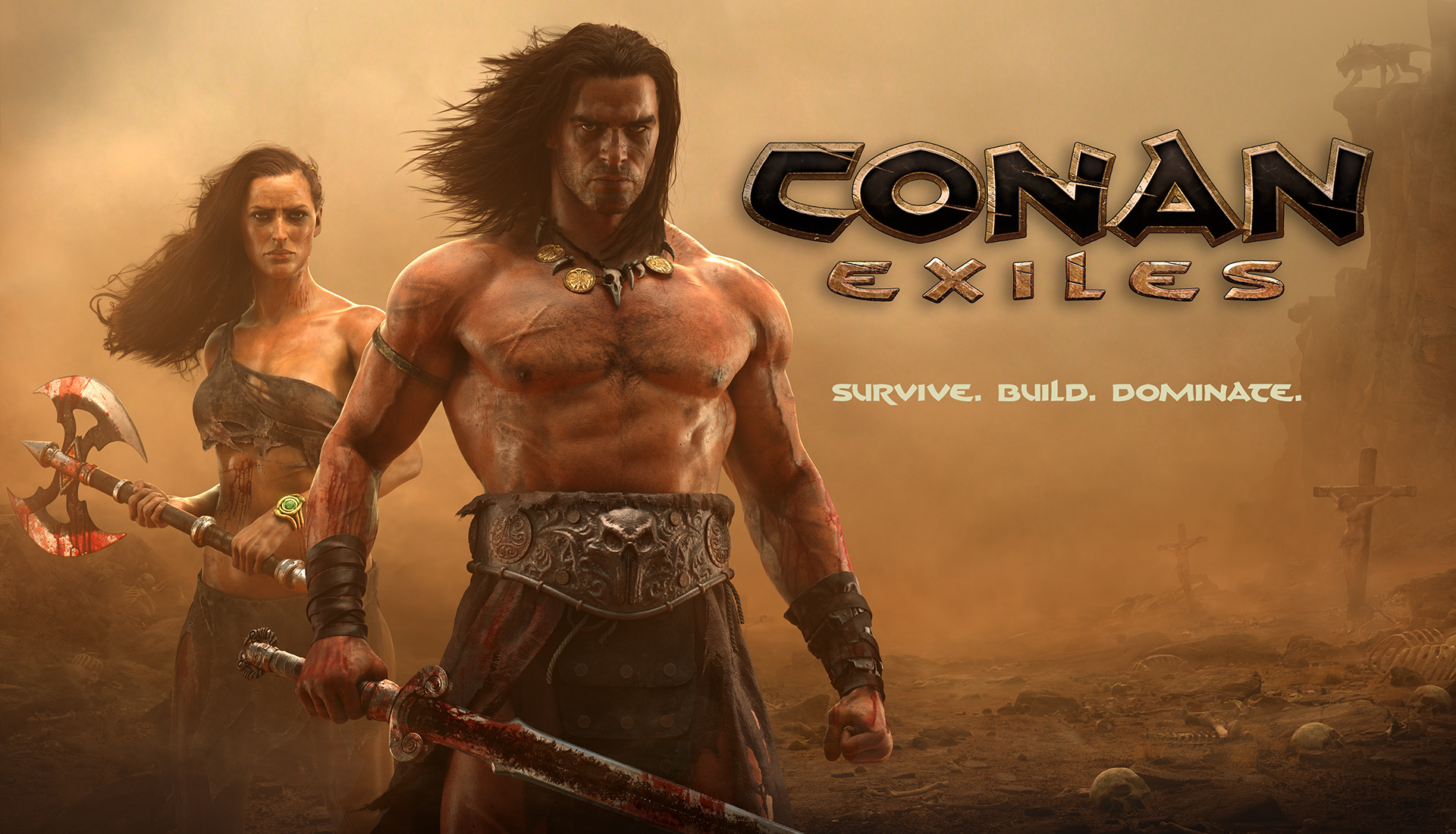 Conan Exiles – Anteprima