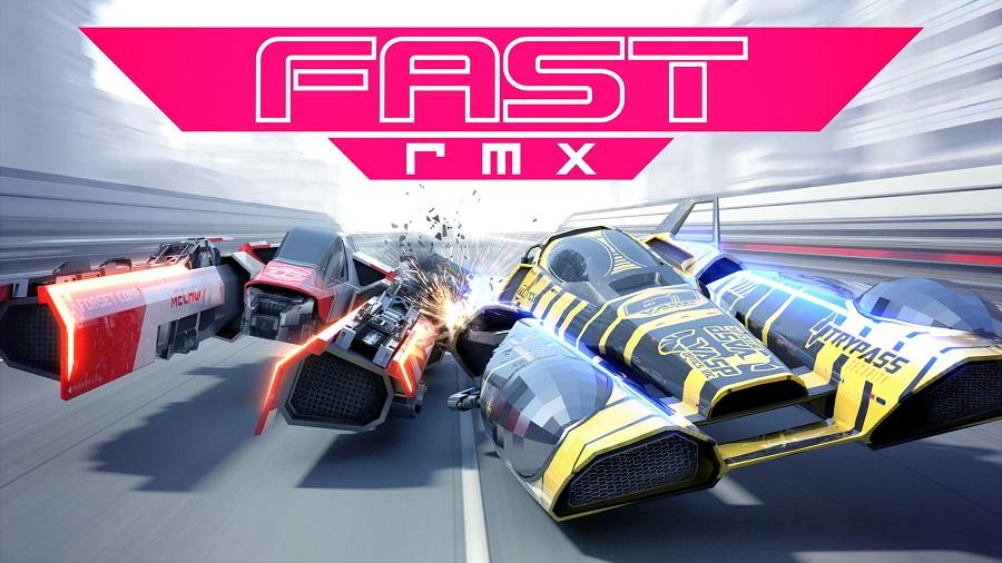 Update per Fast RMX: arriva la modalità Time Attack