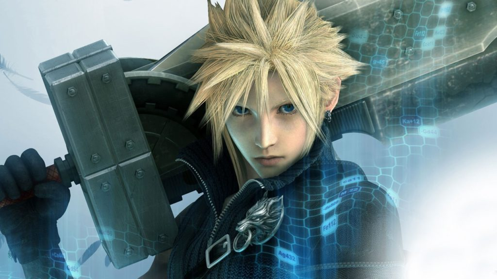 Final Fantasy VII Remake Famitsu