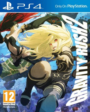 Cover Gravity Rush 2