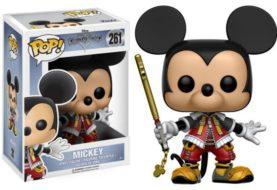 In Arrivo Funko Pop dedicati alla serie Kingdom Hearts
