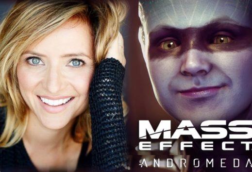 Mass Effect: Andromeda: Peebee e la sua doppiatrice