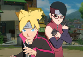 Road to boruto disponibile da oggi