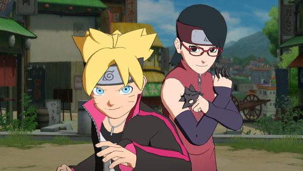 Annunciato Naruto x Boruto: Borutage su iOS e Android